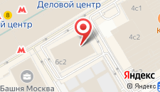 Отель Империя Сити на карте