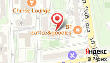 Спа-отель Мини на карте