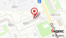 Мини-отель 7 высоток на карте