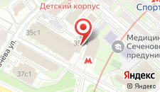Бизнес-отель Спектр на карте
