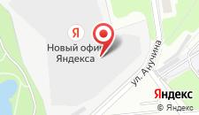 Отель Корстон на карте