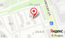 Мини-гостиница Причал на карте