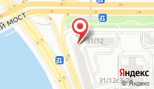 Мини-отель Новый Арбат на карте