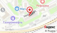 Мини-отель KomnataBM на карте