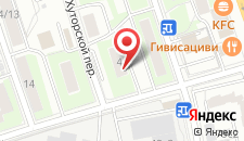 Хостел На Дмитровской на карте