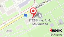 Мини-отель Апельсин на Академической на карте