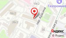 Хостел Арт Хаус на Маяковской на карте