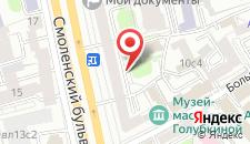 Хостел Стелла на карте