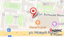 Мини-отель Томас на карте