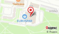 Гостиница Эрэл на карте