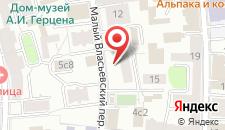 Хостел Boxhostels на карте