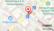 Апартаменты City Realty Central на карте