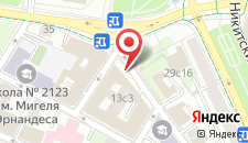 Мини-отель СанМарко на карте