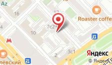 Семейный отель Старая Москва на карте