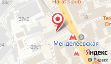 Хостел Слобода на карте