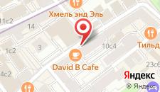 Отель Парадиз на Пушкинской на карте
