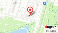 Гостиница Эридан 2 на карте