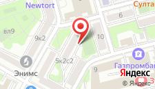 Отель Соблазнов на карте