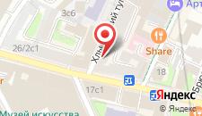 Гостиница СТАР 8 на карте