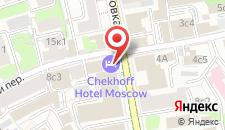 Отель Golden Apple на карте