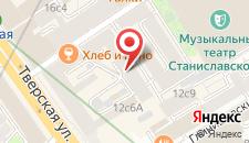 Хостел Москва для тебя на карте