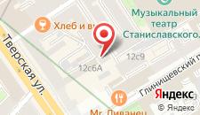Мини-отель Аристократ на карте
