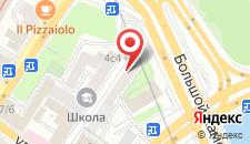 Хостел Кремлевский на карте