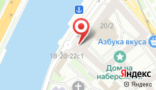 Хостел Столичный на карте