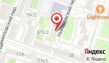Гостиница НИКОНОВКА на карте