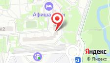 Отель Афиша на карте