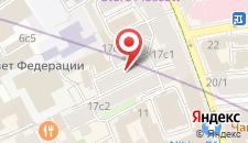 Хостелы Рус - Петровка на карте