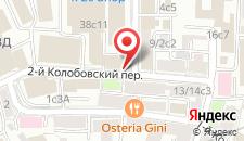 Хостел Клевер - Цветной Бульвар на карте