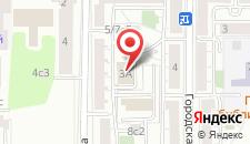 Отель Изумруд на карте