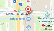 Отель Райкин Плаза на карте