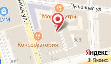Отель Лофт Лб Лебедь на карте