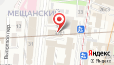 Отель Галерея Авеню на карте
