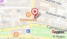 Апарт-отель Наумов на карте