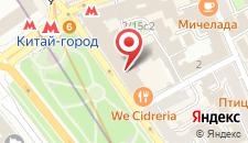Отель Маросейка 2/15 на карте