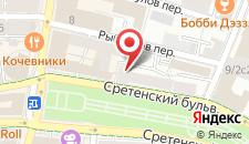 Гостиница Связист Плюс на карте