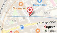 Хостел НАПОЛЕОН на карте