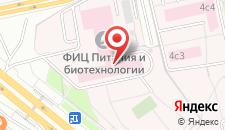 Гостиница Заречье-АВ на карте