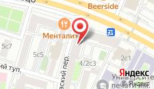 Мини-отель У Максима на карте