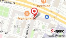 Мини-отель На Сухаревской площади на карте