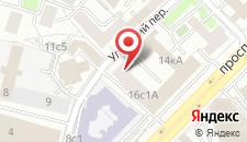 Отель Уланская Отель на карте