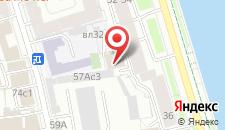 Мини-отель Crossroads на карте