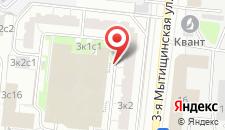 Хостел Алексеево 1 на карте