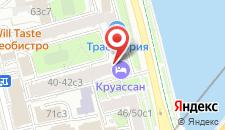 Отель Круассан Пекарня и Отель на карте