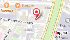 Хостел ТипаДома на карте