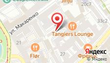 Отель На Макаренко на карте
