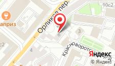 Отель Соня Красные Ворота на карте